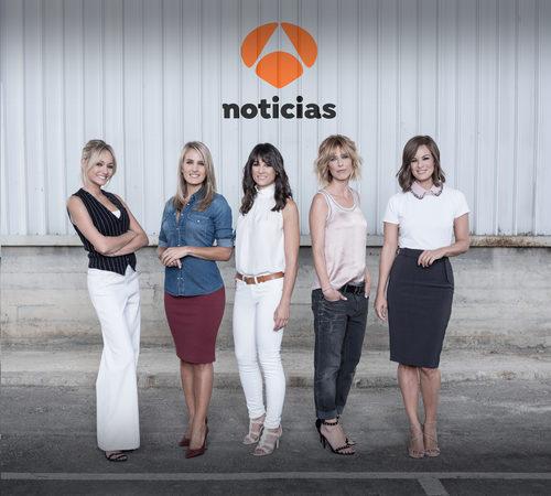 Imagen promocional de la temporada de 'Las noticias de la mañana'