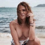 Antonia San Juan desnuda en Fuerteventura