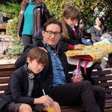 Carlos Santos, Álvaro Balas, Luna Fulgencio 'Ella es tu padre'