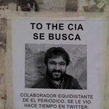 Cartel de Súmate con relación a los atentados de Barcelona y Jordi Évole