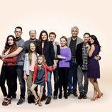 Imagen promocional de la segunda temporada de 'La vida en piezas'
