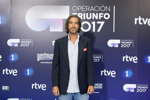 Joe Pérez-Orive, jurado de 'OT 2017'