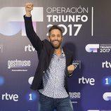 Roberto Leal, presentador de las galas de 'OT 2017'
