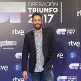 Roberto Leal, presentador de la novena edición de 'Operación triunfo'