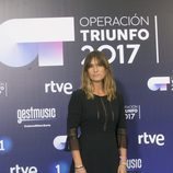 Pose de Noemí Galera, directora de la Academia de 'OT 2017'