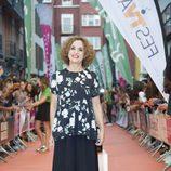 Adriana Ozores, de 'Velvet colección', vestida de largo en el FesTVal