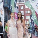 Marta Hazas y Paula Echevarría, de 'Velvet colección', juntas en el FesTVal