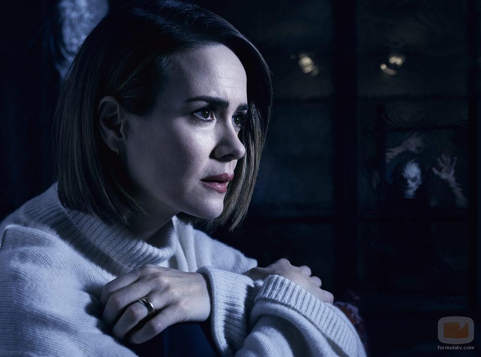 Sarah Paulson es Ally Mayfair-Richards en 'American Horror Story: Cult'