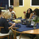 Julito habla en la mesa de 'Gran Hermano 10'