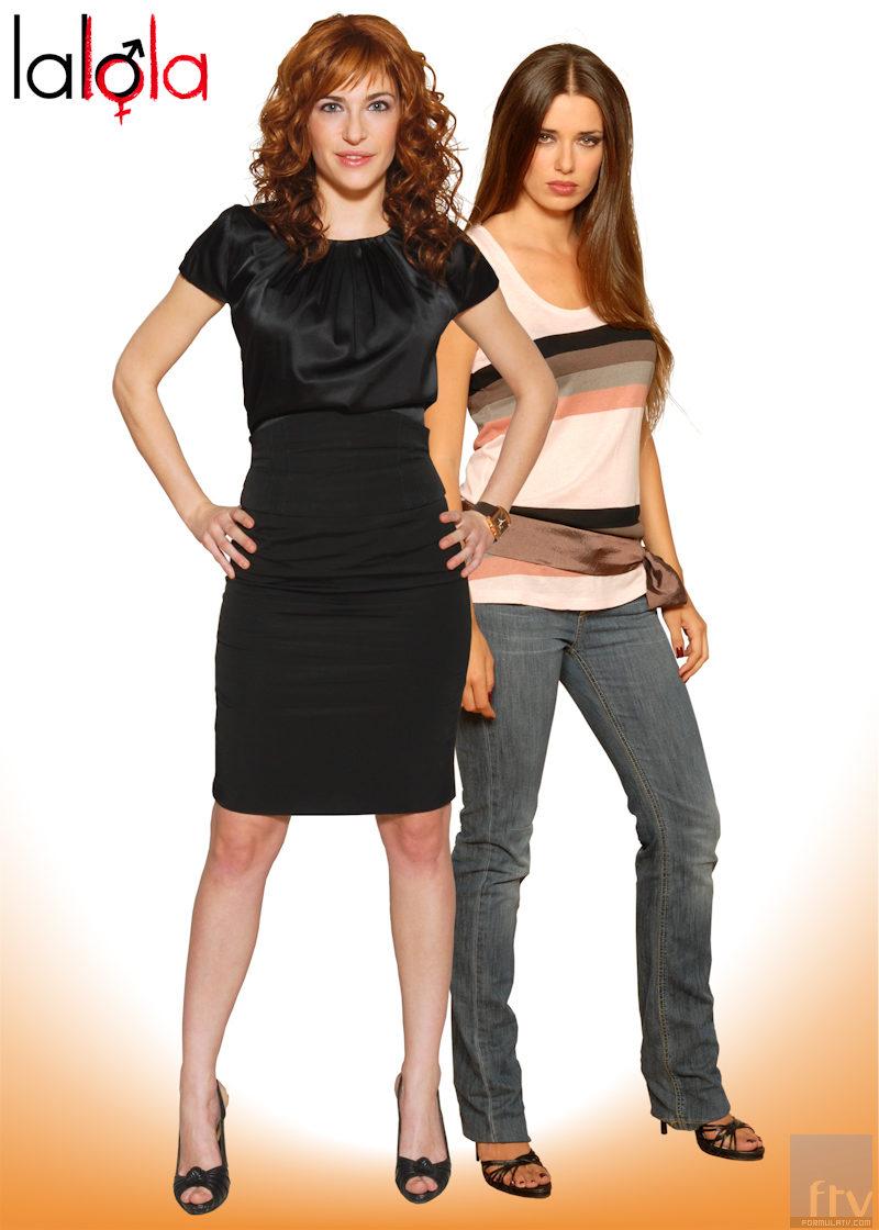 Lola y Romina