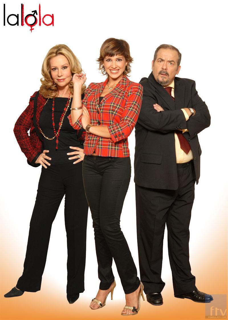 Natalia, Carol y Aguirre