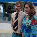 Cristina Alcázar y Pablo Rivero