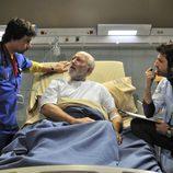 Álvaro de Luna en 'Hospital Central'