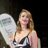 Silvia Abascal, actriz de 'La catedral del mar', en el FesTVal de Vitoria