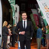 Daniel Grao, actor de 'La catedral del mar', en el FesTVal de Vitoria