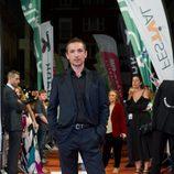 Pablo Derqui, actor de 'La catedral del mar', en el FesTVal de Vitoria