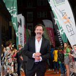 Ginés García Millán, actor de 'La catedral del mar', en el FesTVal de Vitoria