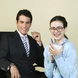 Alejandro Tous y Ruth Núñez en la serie 'Yo soy Bea'