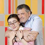 Ruth Núñez y Vicente Cuesta en la serie 'Yo soy Bea'