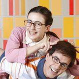 Ruth Núñez y Roberto Correcher en la serie 'Yo soy Bea'