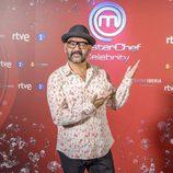 José Corbacho posa en 'MasterChef Celebrity 2'