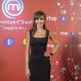 Marina San José, concursante de 'MasterChef Celebrity 2', posa durante la presentación