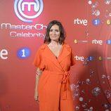 Silvia Abril posa en la presentación de 'MasterChef Celebrity 2'