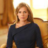 Miryam Gallego en la foto promocional de 'Secretos de Estado'