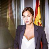 Michelle Calvó en la foto promocional de 'Secretos de Estado'
