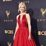 Nicole Kidman en la alfombra roja de los Premios Emmy 2017