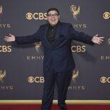Rico Rodríguez en la alfombra roja de los Premios Emmy 2017