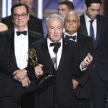 Lorne Michaels da su discurso en los Emmy 2017