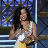 Reed Morano en la gala de los Emmy 2017