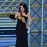 Julia Louis-Dreyfus recoge su premio en los Emmy 2017