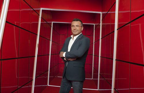 Jorge Javier Vázquez en una fotografía promocional de 'GH Revolution'