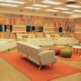Dormitorio de 'GH Revolution'