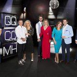 Foto promocional de los concursantes de 'QQCCMH 5'