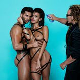 Suso y Sofía ('GH 16') se desnudan para la revista Primera Línea