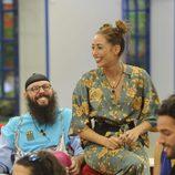 Juan Antonio y Miriam Santiago, concursantes de 'GH Revolution'