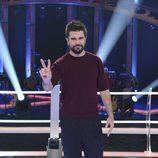 Juanes, coach de 'La Voz 5', posa en el plató