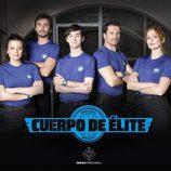 Protagonistas de 'Cuerpo de élite'