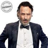 Andrew Lincoln (Rick Grimes) por los 100 capítulos de 'The Walking Dead'