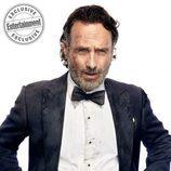 Andrew Lincoln (Rick Grimes) por los 100 capítulos de 'The Walking Dead'