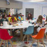 Los concursantes de 'GH Revolution' en la cocina