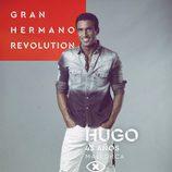 Hugo Martín, en la imagen promocional de 'GH Revolution'