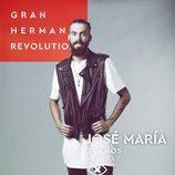 José María López, en la imagen promocional de 'GH Revolution'