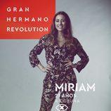 Miriam Santiago, en la imagen promocional de 'GH Revolution'