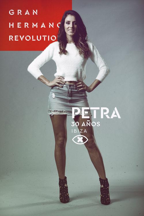 Petra Adrover, en la imagen promocional de 'GH Revolution'