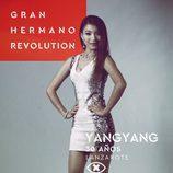 Yangyang, en una imagen promocional de 'GH Revolution'