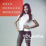 Yolanda, en la imagen promocional de 'GH Revolution'